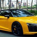 "Cường Đô La ""Gả"" Siêu Xe Audi R8 V10 Plus"
